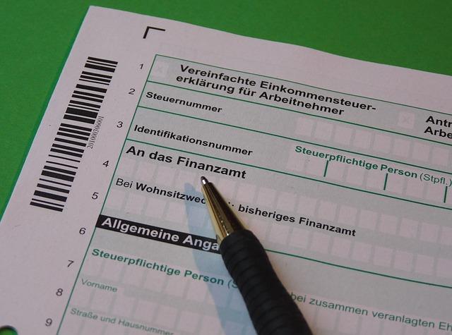 Bei der Steuererklärung kann man sich als Vermieter einiges an Geld zurückholen