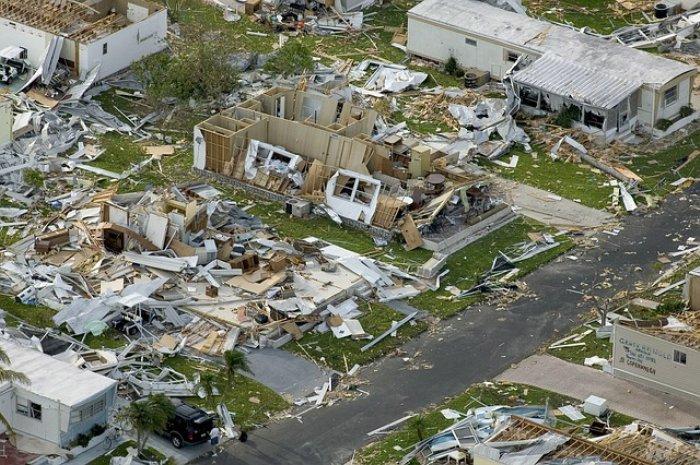 Sie sollten ihr Haus gegen Naturkatastrophen versichern