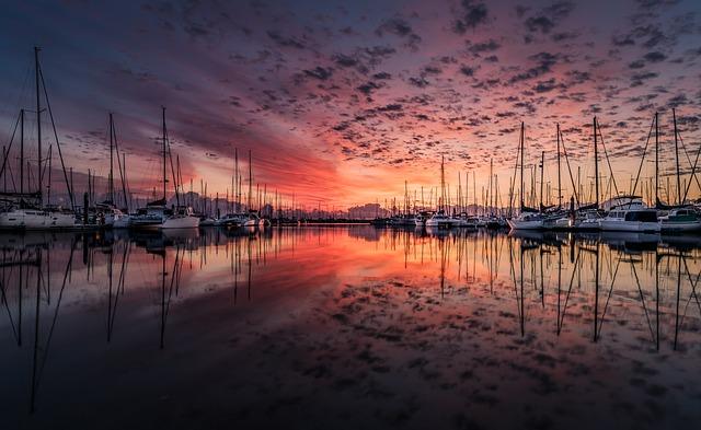 Einige Versicherungen sind für eine Yacht empfehlenswert